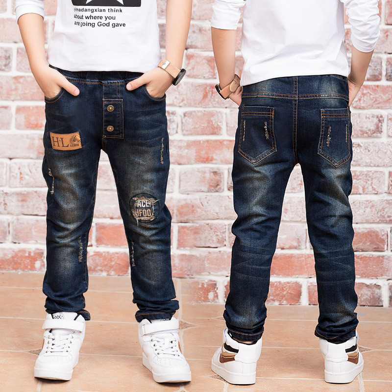Модні джинси для хлопчика d04b7227c7b17