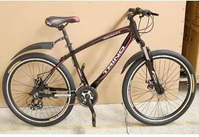 Велосипед Trino CM010 Best (черный)