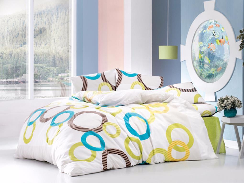 Комплект постельного белья ANATOLIA бязь голд ( двуспальный Евро )