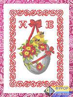 Рушник пасхальный для вышивки бисером, Арт. РБП-012