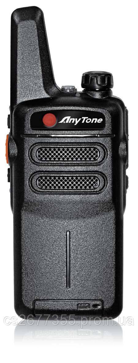 Портативна рація PMR446 AnyTone i2