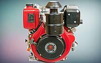 Дизельный двигатель Weima WM188FBE (вал шпонка)