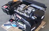 Дизельный двигатель Weima WM290FE (вал шпонка)