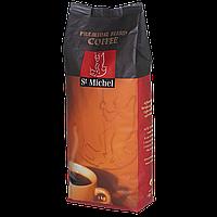 Кофе в зернах St Michel ROSSO 1кг 70/30