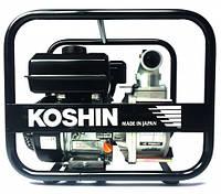 Мотопомпа бензиновая Koshin STV-50X-BAA