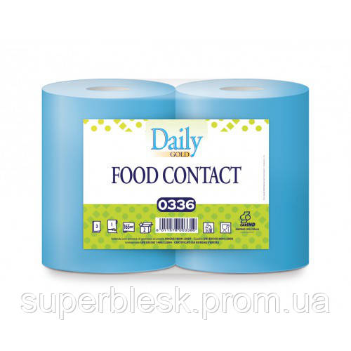 Салфетки протирочные в рулоне MAXI FOOD CONTACT
