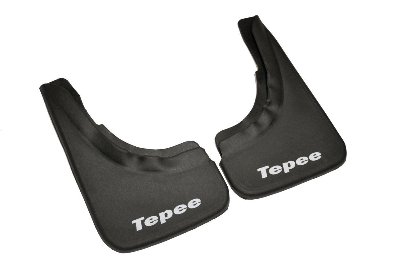 Бризковики задні для Peugeot Partner Tepee 08 - комплект 2шт PJO141