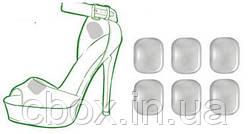 Гелеві подушечки для взуття, Faberlic Expet Pharma, Фаберлік, 11052