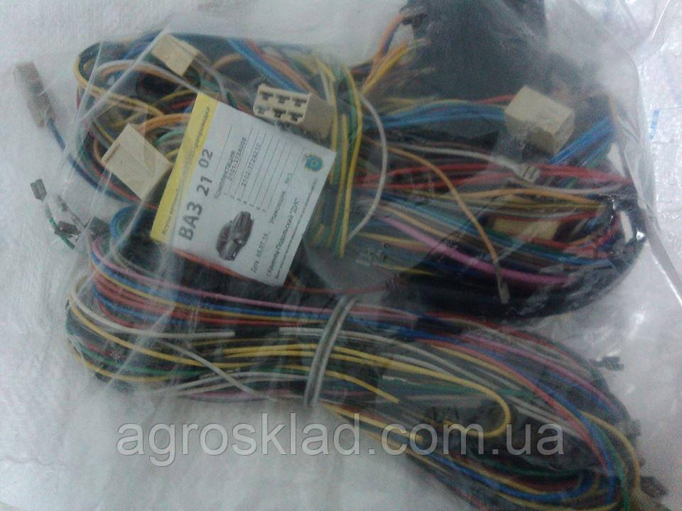 Жгут проводов ВАЗ 2102(полная)