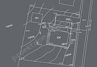 Проектування генерального плану та благоустрою земельної ділянки