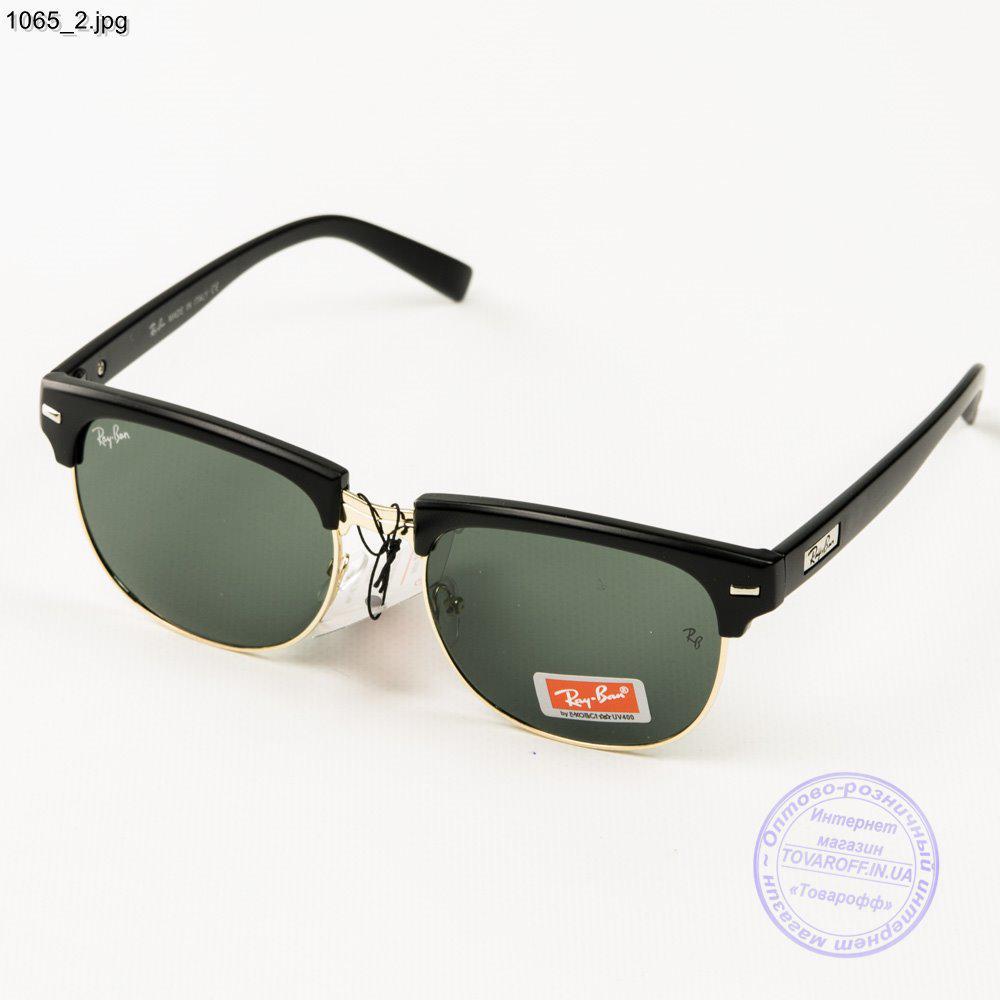 da91bf309d78 Солнцезащитные очки Ray-Ban Clubmaster со стеклянной линзой - 1065 - Интернет  магазин Товарофф в