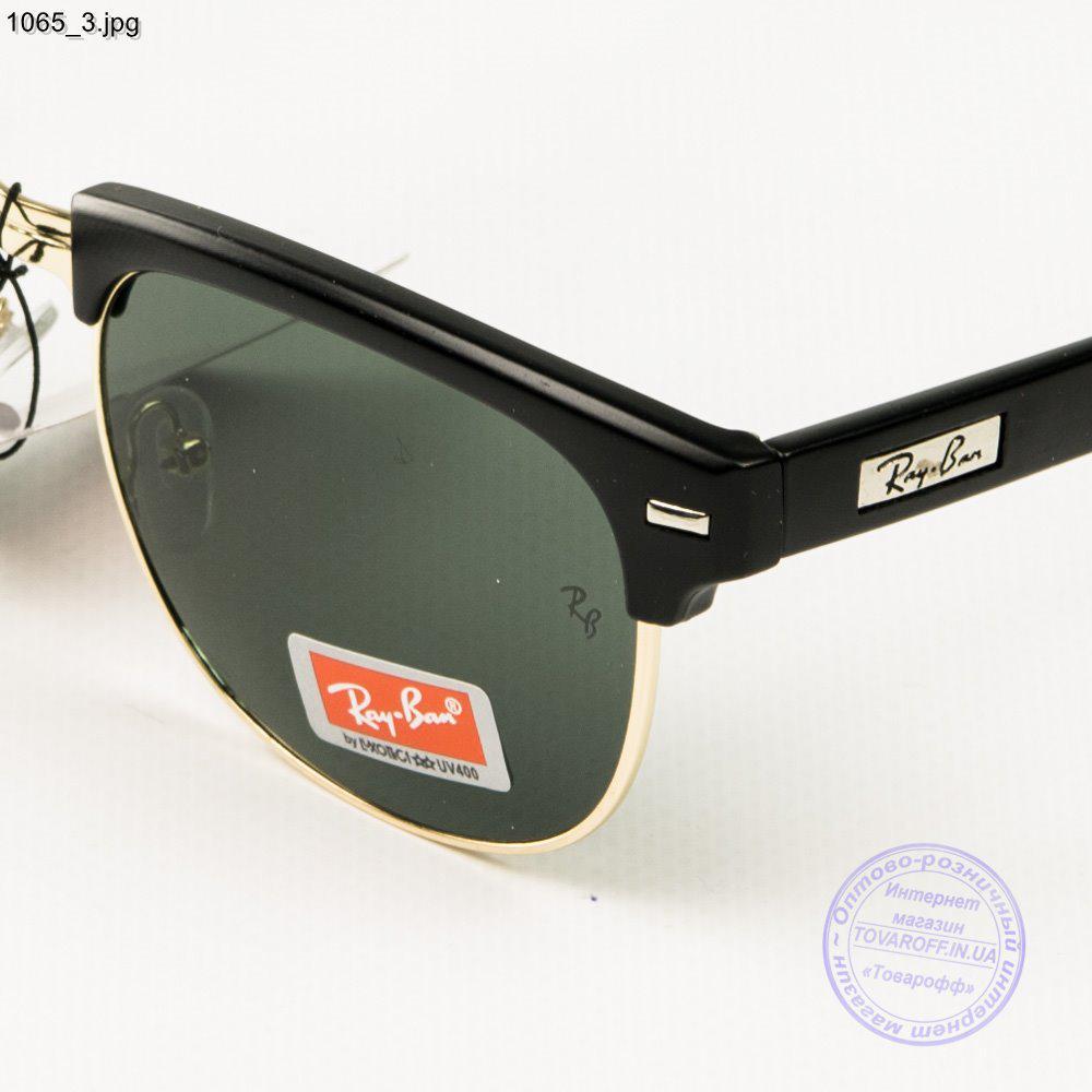 3335ba925ac6 ... Солнцезащитные очки Ray-Ban Clubmaster со стеклянной линзой - 1065, ...