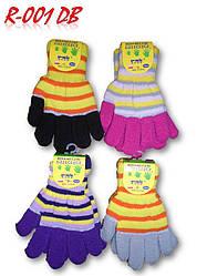Перчатки для девочки зимние