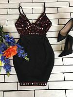 Женское мини платье, фото 1