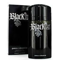 Мужской парфюм Paco Rabanne Black Xs 100 ml не оригинал