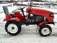 Трактор ДТЗ 180 (18 л.с., 4х2, плавающая гидравлика) + доставка