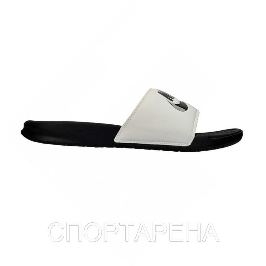 694ca772 Тапочки Nike Benassi JDI Slide 343880-100: продажа, цена в Днепре ...