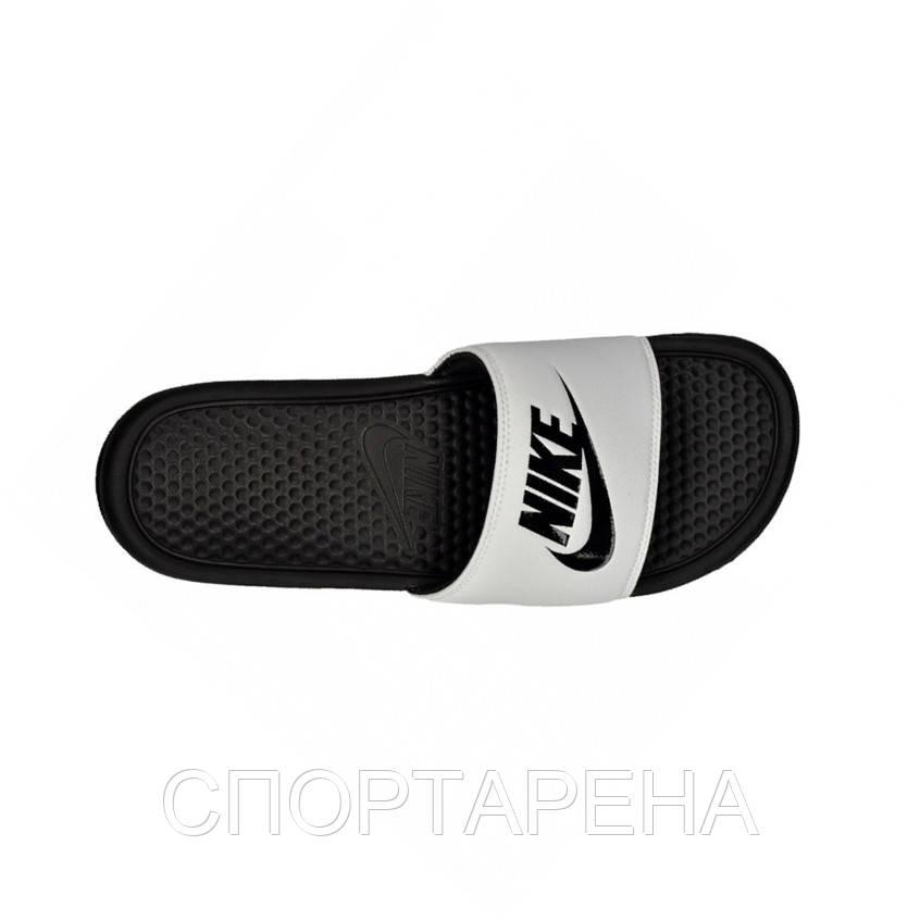 7ee6d3b0 Тапочки Nike Benassi JDI Slide 343880-100: продажа, цена в Днепре ...