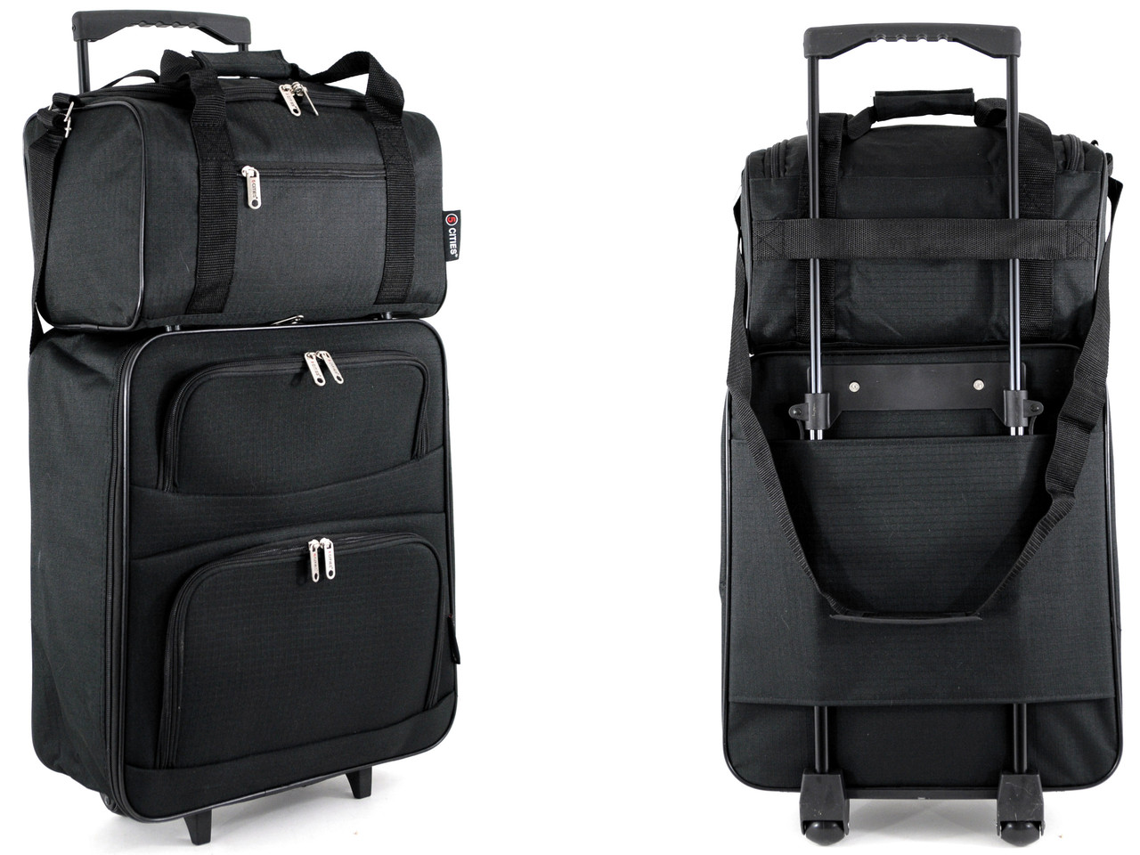 428b7525b8da Дорожный чемодан на колесиках + сумка RYANAIR - Интернет-магазин Virgo в  Киеве