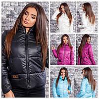 Демисезонная женская куртка 15914