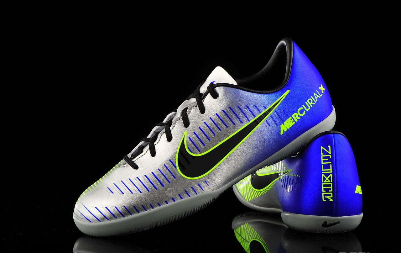 sale retailer 15de6 9429b Детские Футзалки Nike MercurialX Victory VI NJR IC 921493-407 JR (Оригинал)