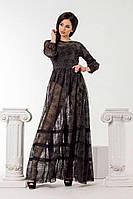 Платье женское в пол  32559, фото 1