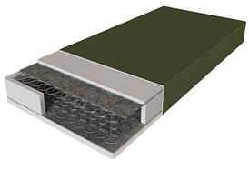 Матрац з пружинним блоком бонель   Ortomed