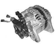 Генератор реставрированный на Honda Stream /70A/