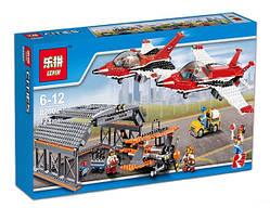 """Конструктор Lepin 02007 (аналог Lego City 60103) """"Авиашоу в Аэропорту"""", 723 дет"""
