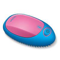 Щетка для распутывания волос blue-pink НТ 10 Beurer