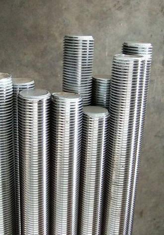 Шпилька М39х1000 DIN 975 резьбовая метровая класс прочности 4.8, фото 2