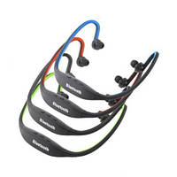 Наушники беспроводные с Bluetooth Sport FM BS19
