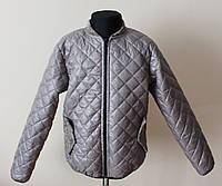 Детская стеганная куртка для мальчиков демисезонная, фото 1