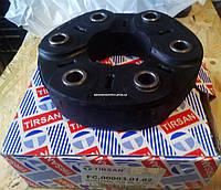 Муфта карданного вала Ford Transit V184,V347/8 RWD 2.4TDI-TDCI (5-ступка) эластичная муфта 00-12г.