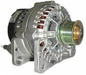 Генератор реставрированный на Audi A3, A4, 1,9-2,0TDI, 2,0FSI /140A/, фото 1