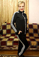 Спортивный женский костюм (42-50), доставка по Украине
