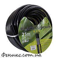 """Поливочный шланг Bradas Black Colour 1"""" (50m)"""