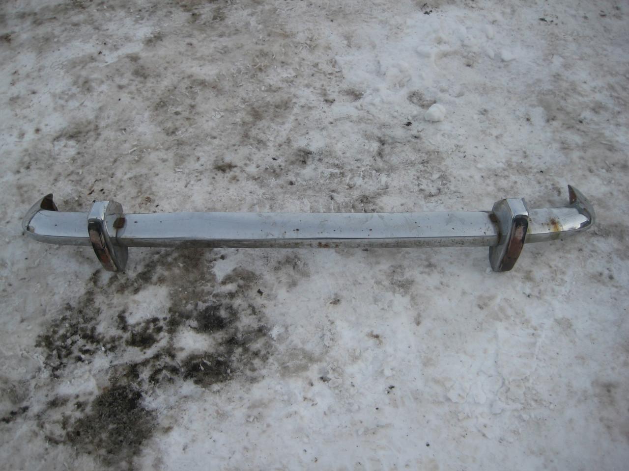 Бампер задний буфер ВАЗ 2101 2102