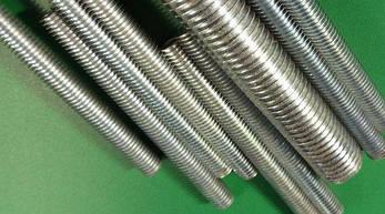 Шпилька М42х1000 DIN 975 резьбовая метровая класс прочности 5.8, фото 2