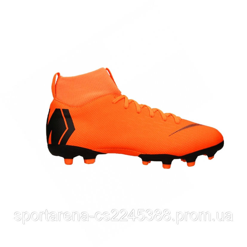 Детские футбольные бутсы Nike Jr Mercurial Superfly 6 Academy MG AH7337-810  - СПОРТАРЕНА в f8c9c7a593a