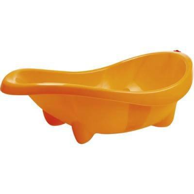 """Ванная детская """"Laguna Ok Baby"""", оранжевая, фото 2"""