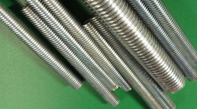 Шпилька М45х1000 DIN 975 резьбовая метровая класс прочности 4.8