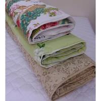 Одеяло шерстянное стеганное ( ранфорс) Вилюта