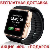 Умные часы смарт A1 Smart Watch GT08 ОПТ smartwatch точная копия Apple Watch GSM Camera