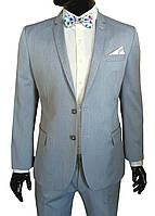 Классический мужской костюм № 94/6-128 - RASSO, фото 1