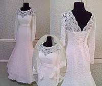 Свадебное платье № 15-02
