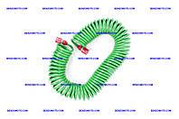 Шланг поливочный Intertool - 15 м, спиральный
