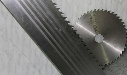 Виды промышленных ножей