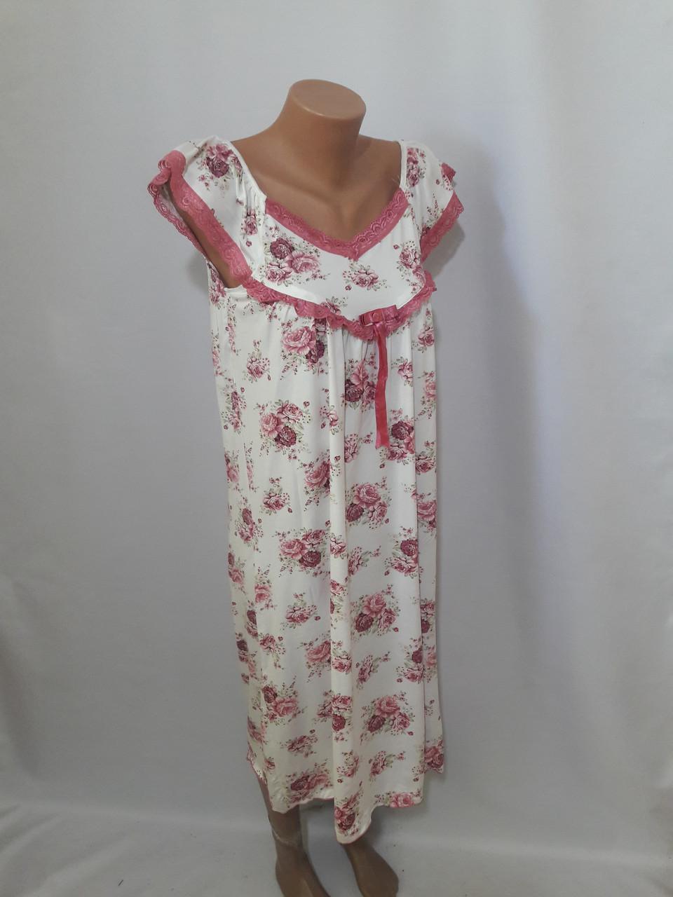 Женская ночная рубашка 1765-2