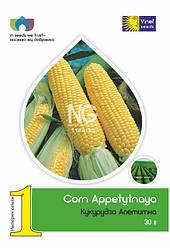 Семена кукурузы Аппетитная 30 г, Империя семян